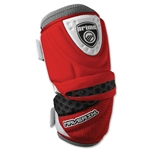 Maverik Prime Mid Lacrosse Arm Pads (Red)