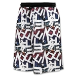 Maverik Poppy Practice Short (Blue)