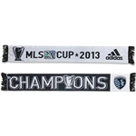 Sporting KC 2013 MLS Cup Winner Scarf