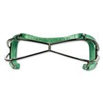 Under Armour Illusion Lacrosse Goggles (Dark Green)