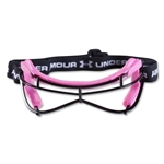Under Armour Illusion Lacrosse Goggles (Pink)