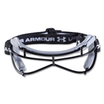 Under Armour Illusion Lacrosse Goggles (Gray)