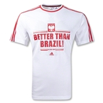 Poland Euro 2012 Host T-Shirt