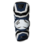 STX Cell II Lacrosse Arm Guards (Navy)