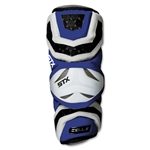 STX Cell II Lacrosse Arm Guards (Royal)