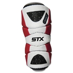 STX Cell II Lacrosse Arm Pads (Red)