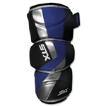 STX Jolt Lacrosse Arm Pads (Royal)