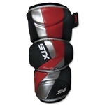 STX Jolt Lacrosse Arm Pads (Red)