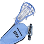 STX Level Youth Lacrosse Starter Package (Blue)