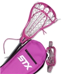 STX Level Youth Lacrosse Starter Package (Pink)