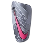 Nike Neymar Mercurial Lite 15 Shinguard (Chrome)