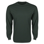 Long Sleeve T-Shirt (Dark Green)