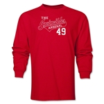 Arsenal The Invincibles 49 LS T-Shirt (Red)