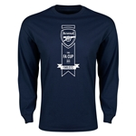 Arsenal The FA Cup Final Long Sleeve T-Shirt (Navy)