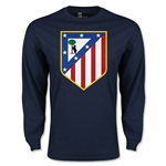 Atletico Madrid Core LS T-Shirt (Navy)