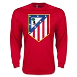 Atletico Madrid Core LS T-Shirt (Red)