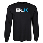 BLK Label LS Rugby T-Shirt (Black)