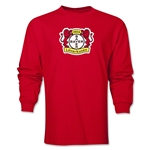 Bayer Leverkusen LS T-Shirt (Red)