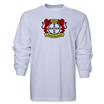 Bayer Leverkusen LS T-Shirt (White)