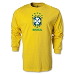 Brazil LS T-Shirt (Yellow)