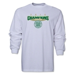 Celtic 2014 Champions LS T-Shirt (White)