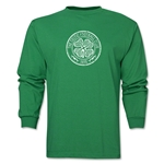 Celtic Distressed LS T-Shirt (Green)