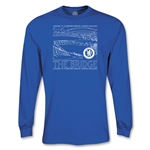 Chelsea LS The Bridge T-Shirt (Royal)