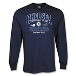 Chelsea FA Cup Final LS T-Shirt (Navy)