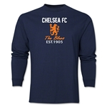Chelsea Graphic LS T-Shirt (Navy)