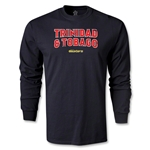 CONCACAF Gold Cup 2013 LS Trinidad and Tobago T-Shirt (Black)