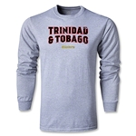 CONCACAF Gold Cup 2013 LS Trinidad and Tobago T-Shirt (Gray)