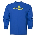 CONCACAF Gold Cup 2015 LS T-Shirt (Royal)