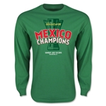 Mexico Gold Cup Celebration LS T-Shirt (Green)