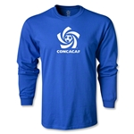 CONCACAF Men's Fashion LS T-Shirt (Royal)