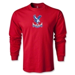 Crystal Palace Men's LS T-Shirt (Red)