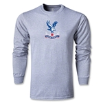 Crystal Palace Men's LS T-Shirt (Gray)