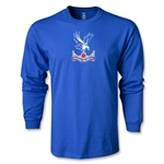 Crystal Palace Men's LS T-Shirt (Royal)