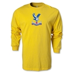Crystal Palace Men's LS T-Shirt (Yellow)