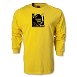FIFA Beach World Cup 2013 LS T-Shirt (Yellow)