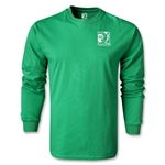 FIFA Confederations Cup 2013 LS Small Emblem T-Shirt (Green)