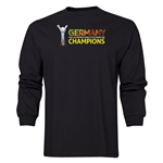 Germany FIFA U-20 Women's World Cup Canada Champions LS T-Shirt (Black)