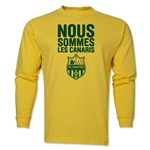 FC Nantes We Are LS T-Shirt (Yellow)