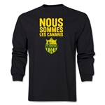 FC Nantes We Are LS T-Shirt (Black)