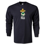 1970 FIFA World Cup Juanito Mascot LS T-Shirt (Black)