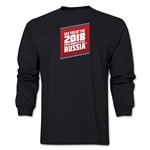 2018 FIFA World Cup Russia(TM) LS T-Shirt (Black)