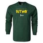 2014 FIFA World Cup Brazil(TM) LS Portugese All in One Rhythm T-Shirt (Dark Green)