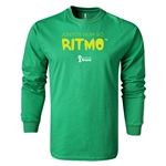 2014 FIFA World Cup Brazil(TM) LS Portugese All in One Rhythm T-Shirt (Green)
