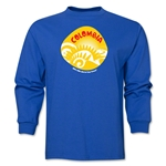 Colombia 2014 FIFA World Cup Brazil(TM) Men's LS Icon T-Shirt (Royal)
