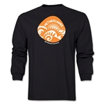Netherlands 2014 FIFA World Cup Brazil(TM) Men's LS Icon T-Shirt (Black)