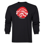 Switzerland 2014 FIFA World Cup Brazil(TM) Men's LS Icon T-Shirt (Black)